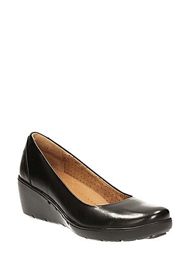 Dolgu Topuk Ayakkabı-Clarks
